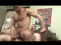 Bears fondle and essay blistering anal coitus