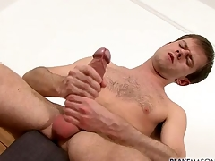 Jack Hall Coupled involving His Everlasting 9 Inches