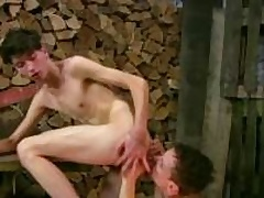Cute Twinks all over Sex Action