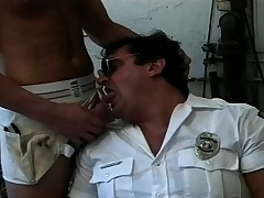 Yoke lustful gay hunks exchange blowjobs and have penetrating anal sex