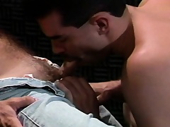 Studs are sucking dick in a dark room added to pile it on in his sphincter